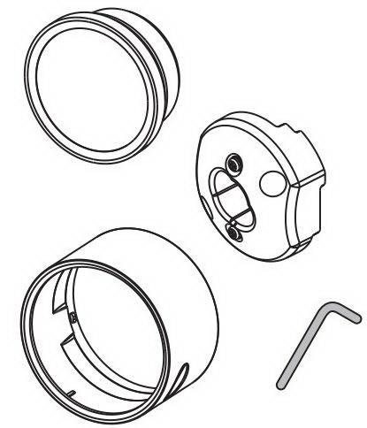Polycom EagleEye IV-12x wide angle lens (2200-64390-001)