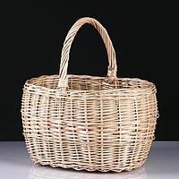Корзина 'Грибная', 2, 34x28x37 см, 10 л, ручное плетение, лоза