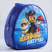 Щенячий патруль. Рюкзак детский 'Лучшие друзья', 21 x 25 см
