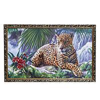 Картина 'Дикие кошки' 65х107 см
