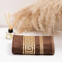 Полотенце махровое (в коробке) Versace 50х90 см