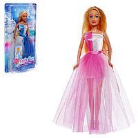 Кукла-модель 'Анна' в платье, МИКС