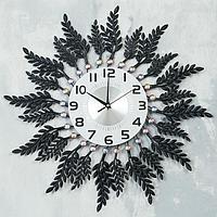 """Часы настенные, серия: Ажур, """"Эген"""", d=60 см, циферблат=22 см"""