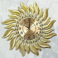 """Часы настенные, серия: Ажур, """"Эона"""", d=60 см, циферблат=22 см"""