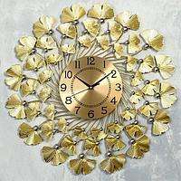 """Часы настенные, серия: Ажур, """"Филоти"""", d=60 см, циферблат=22 см"""