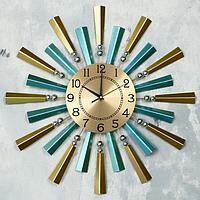 """Часы настенные, серия: Ажур, """"Лютин"""", d=60 см, циферблат=22 см"""