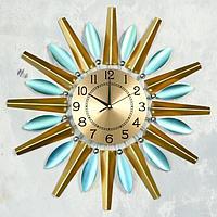"""Часы настенные, серия: Ажур, """"Патриция"""", d=60 см, циферблат=22 см"""