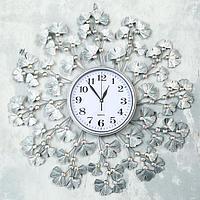 """Часы настенные, серия: Ажур, """"Ясмина"""", d=70 см, циферблат=22 см"""