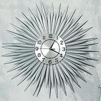 "Часы настенные, серия: Ажур, ""Валлита"", 70 х 70 см, d=22 см,"