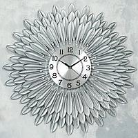 """Часы настенные, серия: Ажур, """"Диасцея"""", d=70 см, циферблат=22 см"""