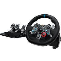 Руль Logitech G29 Driving Force, USB, для PS4/PS3/PC