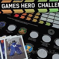 Скретч-Постер  Board games hero challenge, фото 2