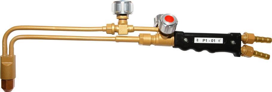 Резак газовый Р1П-100 (2х трубный резак), фото 2