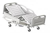Медстальконструкция Кровать медицинская функциональная трёхсекционная КМФТ140-МСК (код МСК-3140)