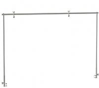 Медстальконструкция Штанга двухопорная (рама Балканского) металлическая (код МСК-116)