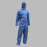 Медстальконструкция Комбинезон изолирующий нестерильный многоразового использования, цвет - голубой