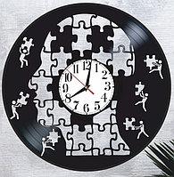 Настенные часы Психология, подарок психологу, психотерапевту, 1688