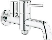 Смеситель для ванны Grohe BauClassic 20286000