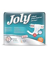 Подгузники для взрослых JOLY. Размер 3 (L) 30шт/уп.
