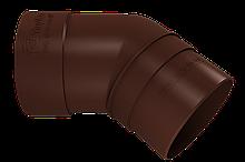 Колено трубы 67 (КОФЕ) в упк. 13 шт.