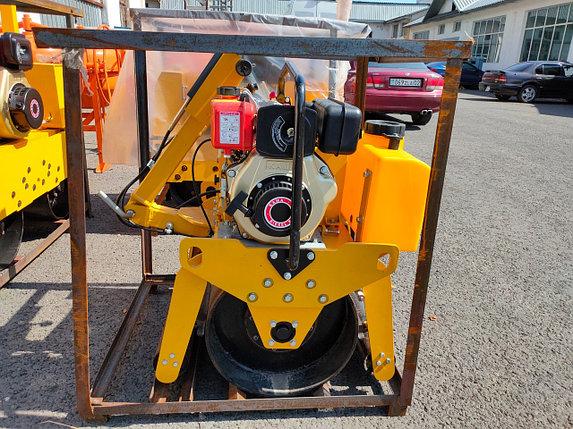Одновальцовый виброкаток FHR 600, фото 2