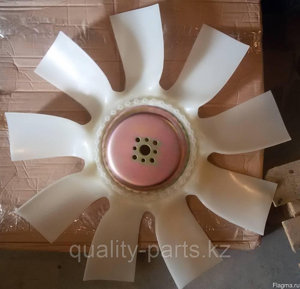 Крыльчатка вентилятора для двигателя Cummins на экскаватор Hyundai Robex R520LC-9.
