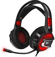 Гарнитура игровая CROWN CMGH-3000 Black&red