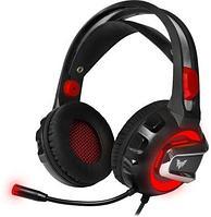 Гарнитура игровая CROWN CMGH-3100 Black&red