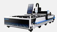 Станок для лазерной резки с волоконным лазером KRRASS 1000W