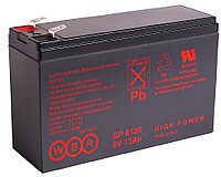 Аккумулятор WBR GP 6120 (6В, 12Ач)