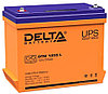 Аккумулятор Delta DTM 1255 L (12В, 55Ач)