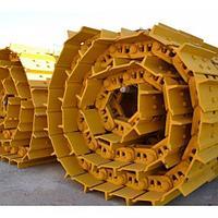 Гусеница в сборе с траками для бульдозера Komatsu D155-A-5, Komatsu D155-A-3
