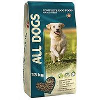 Корм для собак All dogs