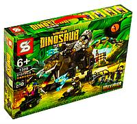 Конструктор динозавр -боевой робот Тираннозавр