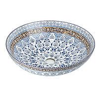 Раковина-чаша для хамам Марракеш. арт.1008