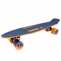 "Penny board (пенни борд) Tech Team Shark 22"" blue"