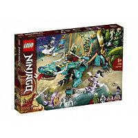Конструктор LEGO Дракон из джунглей 71746