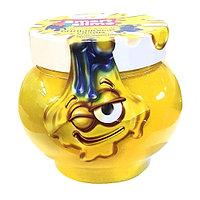Игрушка-антистресс Genio Smart Slime Большой слайм LIZ55 yellow