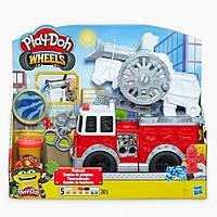 Пластилин Hasbro Плей-До Пожарная машинка E6103