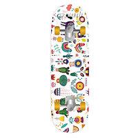 Скейтборд Atemi ASB17D01 cactus