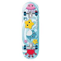 Скейтборд Atemi ASB17D02 marine life