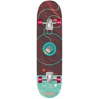 Скейтборд Atemi ASB31D03 red/black/light blue