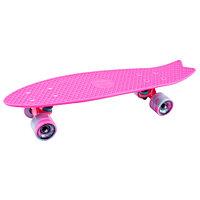 Penny board (пенни борд) Tech Team Fishboard 23 TLS-406 pink