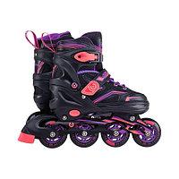 Роликовые коньки Ridex Remi pink р-р M (35-38)