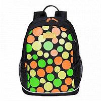 Рюкзак школьный GRIZZLY RG-063-5 /4 black