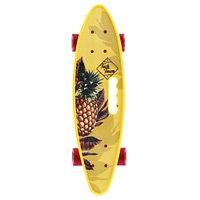 "Penny board (пенни борд) Tech Team Fishboard 23"" print yellow"