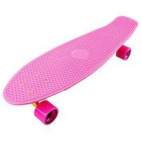"Penny board (пенни борд) Tech Team Classic 27"" 2021 pink"