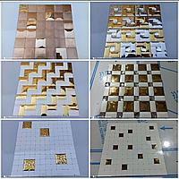 Мозаики из латуни