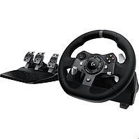 Руль Logitech G920 Driving Force, USB, для Xbox One/PC
