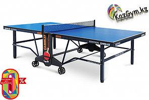Теннисный стол Gambler EDITION blue (США)